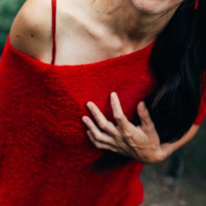 corazón terapia útero